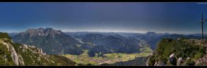 Top of the Mountain by stetre76