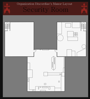 Layout: Security Floor by lucy12143