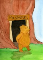 Classic Pooh by Marstini