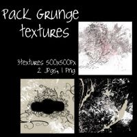 Pack 1O textures GRUNGES by iamsolly