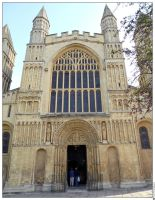 Rochester Cathedral 008 (20.09.13) by Foxy-Poptart
