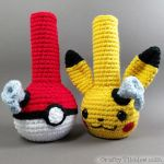 Pokebong Pals by CraftyTibbles