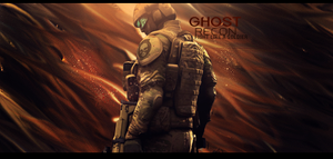 Ghost Recon - Smudged by jaybak