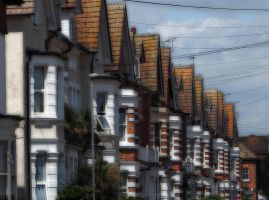 houses,Bexhill by awjay
