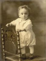 Vintage Tyke Stock by HauntingVisionsStock