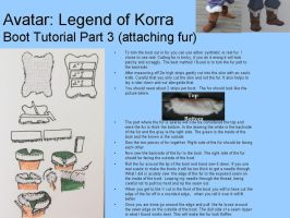 Avatar: Legend of Korra Boot Tutorial (pt. 3) by LookyLolo