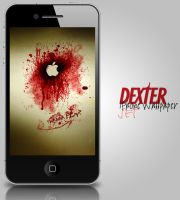 Dexter iPhone 4 Wallpaper Set by el3m3n7