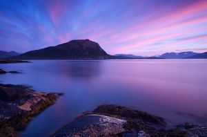 The blue hour by Zx20