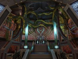 Throne Room 3 by seriousx9