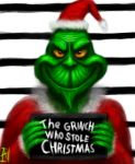 the grinch who stole christmas by Ian-exe