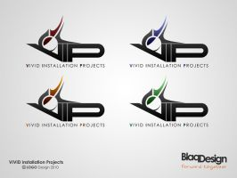 Vivid Logo Colour Ideas by blaqdesign