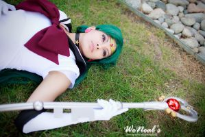 Sailor Pluto by Torremitsu
