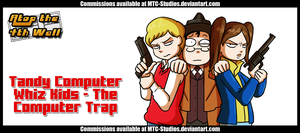 Tandy Computer Whiz Kids- The Computer Trap by MTC-Studio