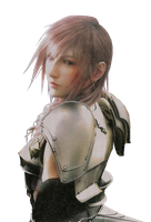 Lightning FFXIII-2 Render by xLightRiOTx