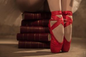 The red shoes 2 by BorjaPascual