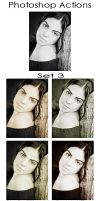 Photoshop Actions - Pack 3 by Lune-Tutorials