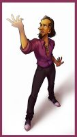 Clopin: When I ruled the world by Crispy-Gypsy