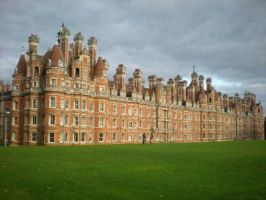 Royal Holloway [side view] by musicjunkie09