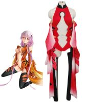 Guilty Crown Yuzuriha Inori Cosplay costume by boomjoy