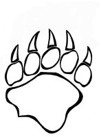 Bear Claw 1 by purplesinger