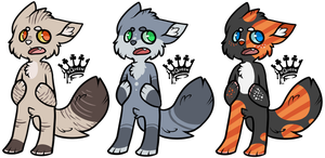 Egg adopts Revealed by thedoomedkitteh