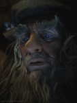 Radagast by MariusBota