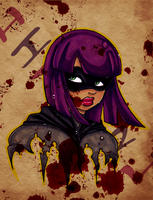 I have one of those-hit girl 2.0 by BlackInfinity666