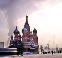 Moscow, Russia by Stasia-Gonchar
