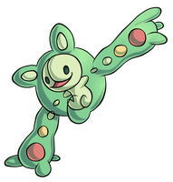 Day 14: Reuniclus by Ashteritops