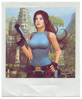 Lara Croft 88 by Orphen5