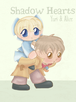Shadow Hearts: Carry Me. by Yuri-and-Alice