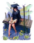 Fey Student by Griffinfly