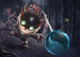 Candy Burglar Ziggs by JoshBurns
