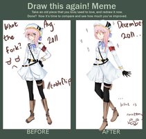 Before and After meme by emi2yam2
