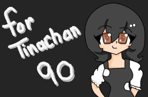 For Tinachan90 by Joy-Pedler