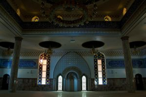 Mosque by amai911