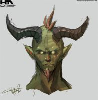 GreenHorn by NuMioH