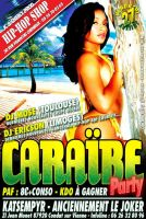 Caraibe Party Flyer by gar21nett