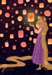Rapunzel's light by Asarrion