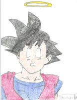 Goku by elrond401