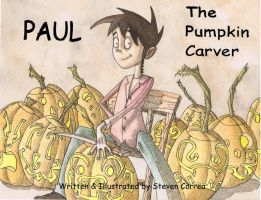 Paul, The pumpkin Carver1 by prolificlifeforms