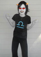 TH1S 1S SO 4W3SOM3 (Cosplay) by 4themindandsoul