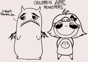 Children are Monsters by IWillPutAspellOnYou