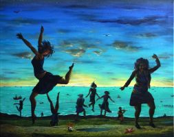 On the day the widows danced by rodulfo