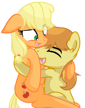 .:A Visit to Apple Loosa:. Victory... by SapphireArtemis