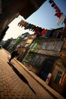 Triangles of Balat by oscarsnapshotter