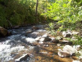 Clear Creek by Mountaineer47