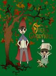 over the garden wall by blackflameknight