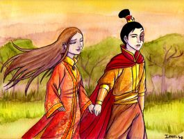 32. Sunset - zutara by Irrel