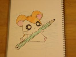 Hamtaro by LizzyOfTheWolves